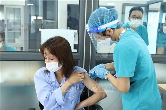Развернута кампания «Вакцинация – вера в победу над эпидемией» - ảnh 1