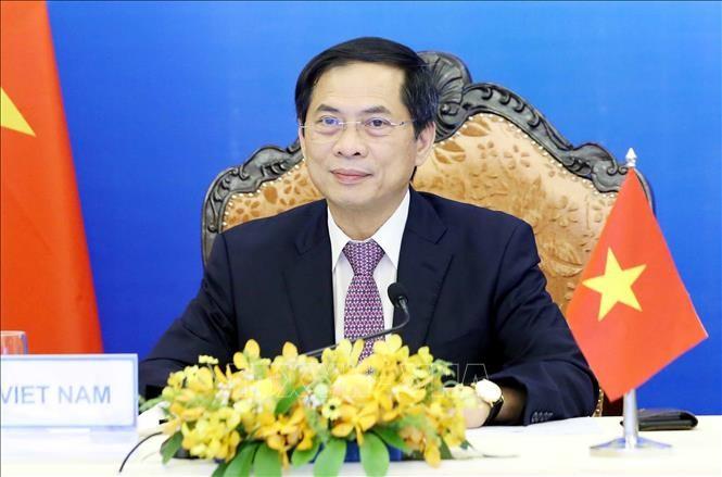 Министр иностранных дел Вьетнама провел телефонный разговор с министром иностранных дел Новой Зеландии - ảnh 1