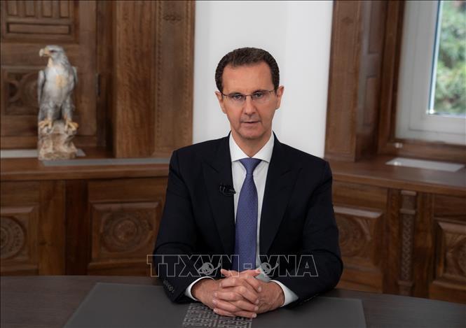 Президент Сирии требует вывести иностранные войска из этой страны - ảnh 1