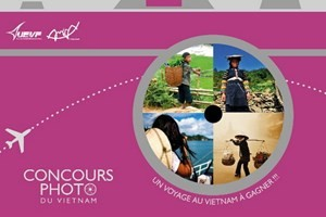 """Photo exhibit called """"Vietnam in my eyes"""" opens in France  - ảnh 1"""