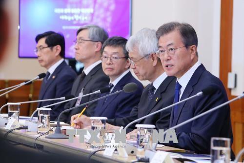 South Korea finishes agenda for inter-Korea summit - ảnh 1