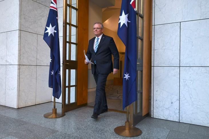 New Australian Prime Minister announces cabinet - ảnh 1
