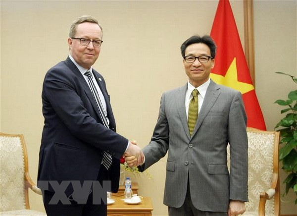 Finland urged to give more support in clean energy development - ảnh 1