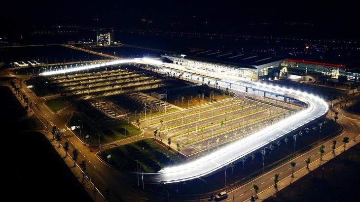 Van Don chosen world's best new airport - ảnh 1