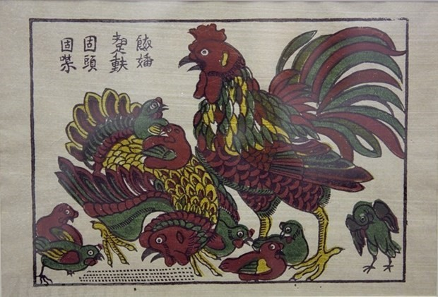 PM approves of asking UNESCO to protect Dong Ho folk paintings - ảnh 1