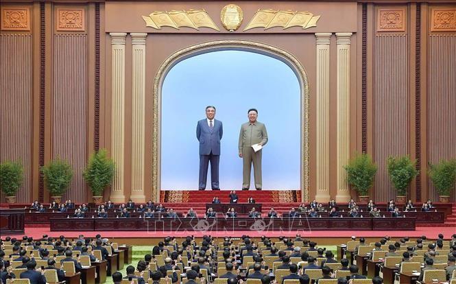North Korea parliament lays out budget plans, personnel changes - ảnh 1