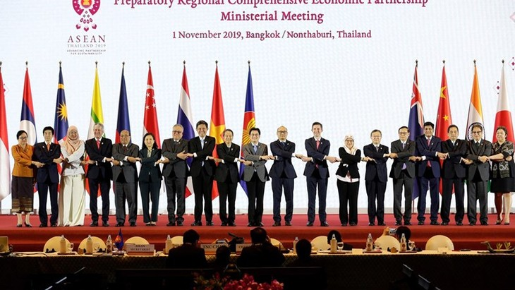 RCEP agreement on track to be signed by year-end - ảnh 1