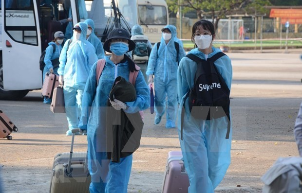 Vietnam records no COVID-19 infections in community for 73 days - ảnh 1