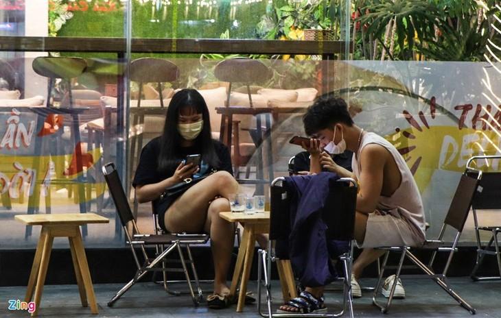 Da Nang falls quiet on first night of latest social distancing order - ảnh 4