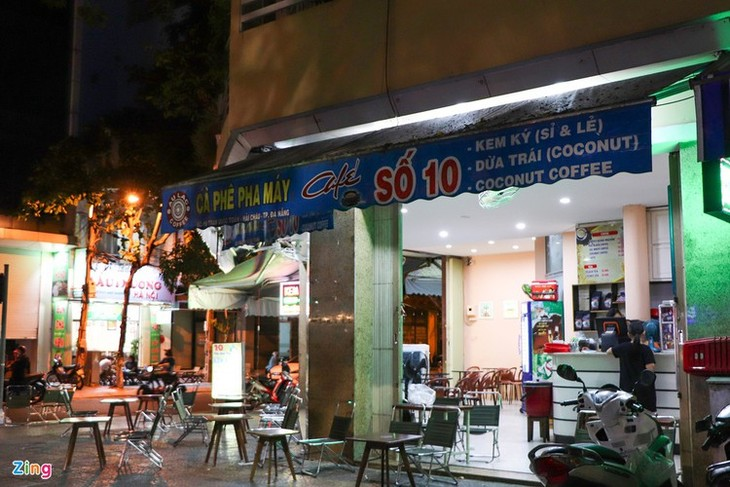 Da Nang falls quiet on first night of latest social distancing order - ảnh 8