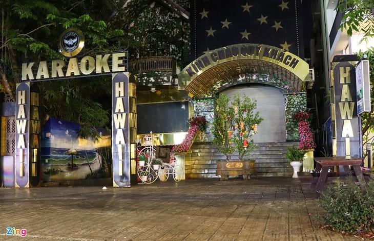 Da Nang falls quiet on first night of latest social distancing order - ảnh 9