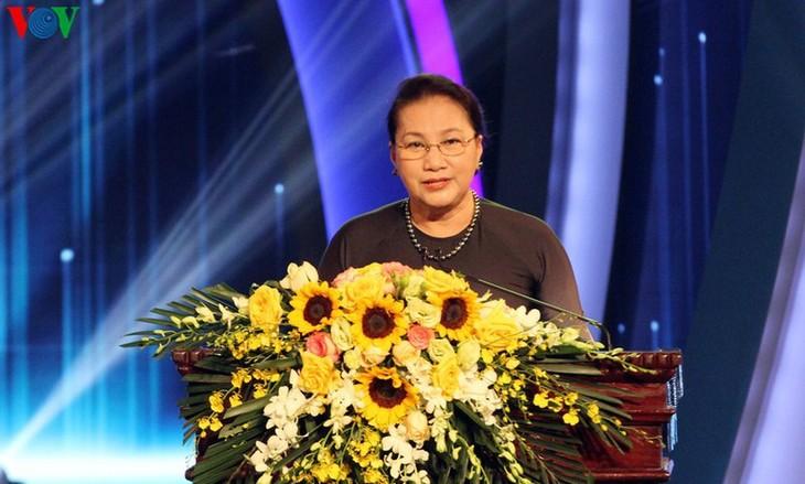 VOV enjoys big wins at National External Information Service Awards - ảnh 2