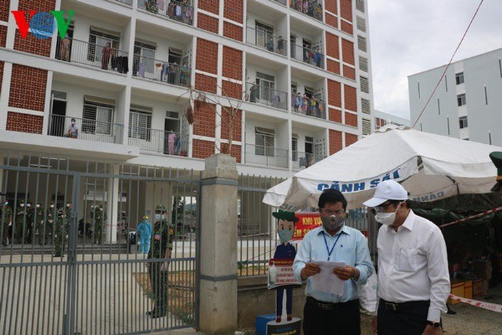 COVID-19 hotbed Da Nang Hospital now clear of infections - ảnh 10