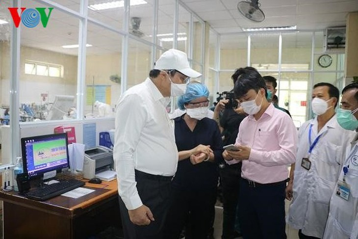 COVID-19 hotbed Da Nang Hospital now clear of infections - ảnh 1