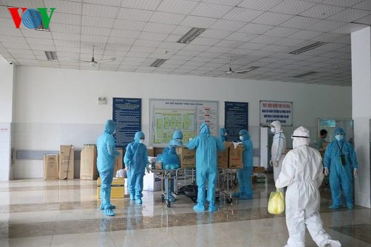 COVID-19 hotbed Da Nang Hospital now clear of infections - ảnh 4