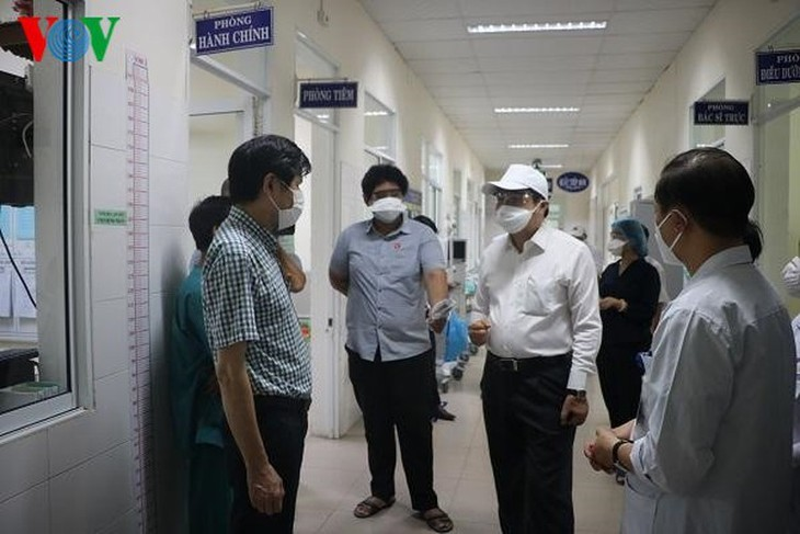 COVID-19 hotbed Da Nang Hospital now clear of infections - ảnh 7