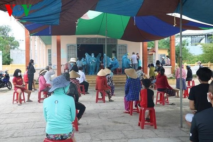 COVID-19 hotbed Da Nang Hospital now clear of infections - ảnh 8