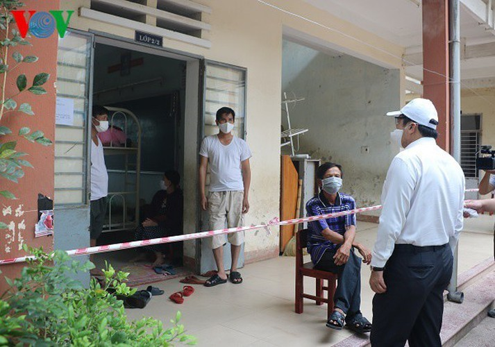 COVID-19 hotbed Da Nang Hospital now clear of infections - ảnh 9