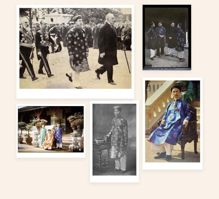 Áo dài ngũ thân nam truyền thống – Di sản bị lãng quên - ảnh 2
