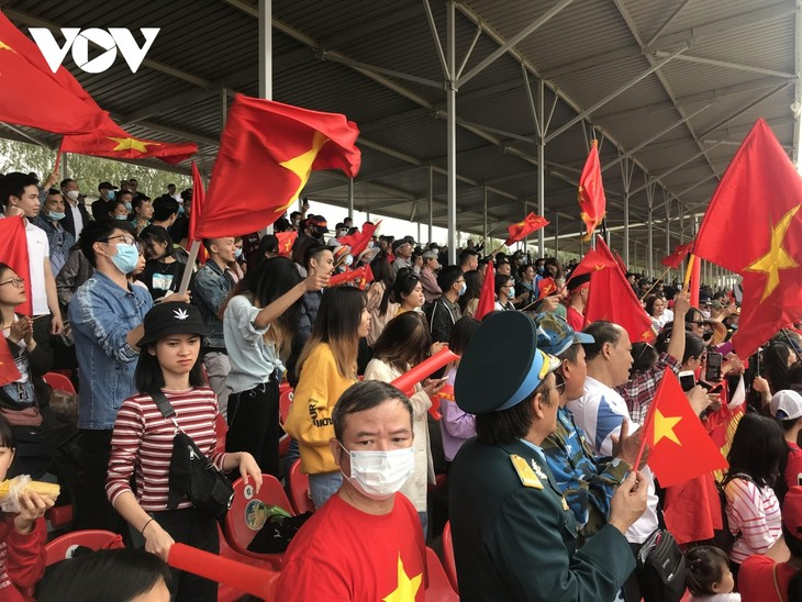 """Việt Nam về nhất vòng chung kết bảng 2 cuộc thi """"Xe tăng hành tiến Army Games 2020"""" - ảnh 4"""