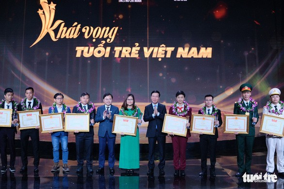 10 Gương mặt trẻ Việt Nam tiêu biểu năm 2020  - ảnh 1