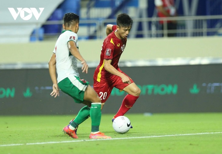 Vietnam enjoy resounding win over Indonesia in World Cup qualifiers - ảnh 1