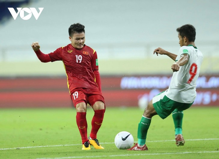 Vietnam enjoy resounding win over Indonesia in World Cup qualifiers - ảnh 5