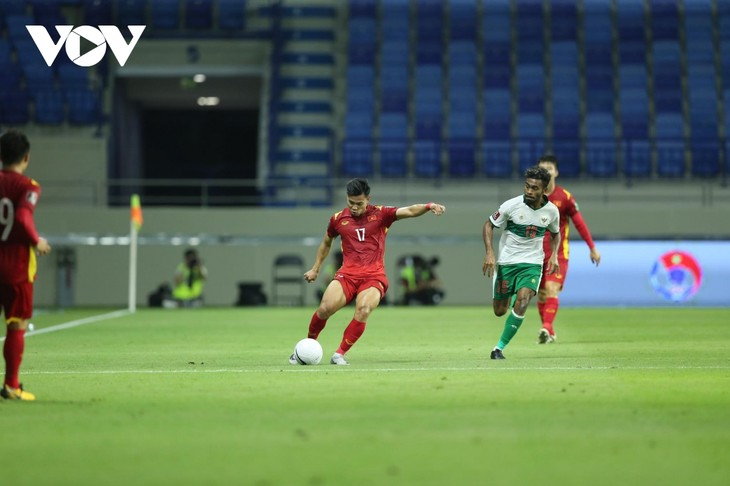 Vietnam enjoy resounding win over Indonesia in World Cup qualifiers - ảnh 6