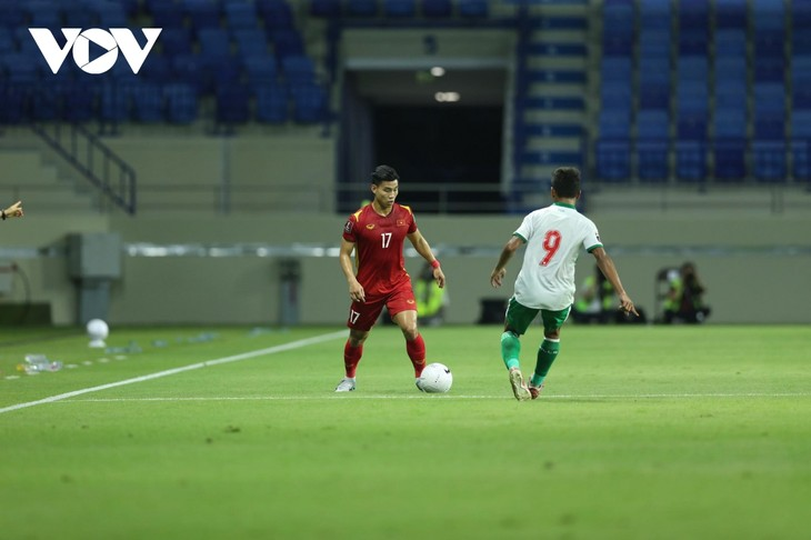 Vietnam enjoy resounding win over Indonesia in World Cup qualifiers - ảnh 7