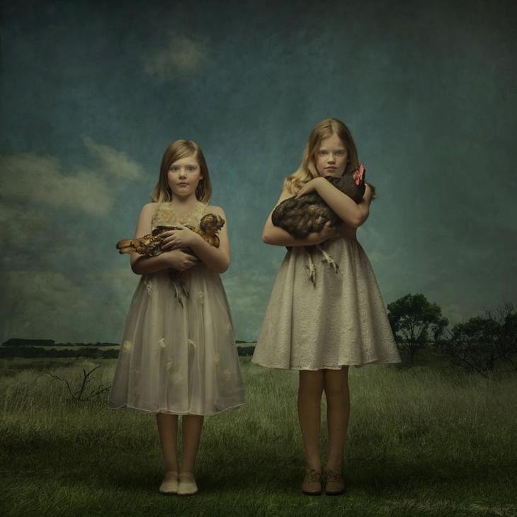 Outstanding artistic photos, winners of International Siena Creative Photography Awards 2021 - ảnh 14