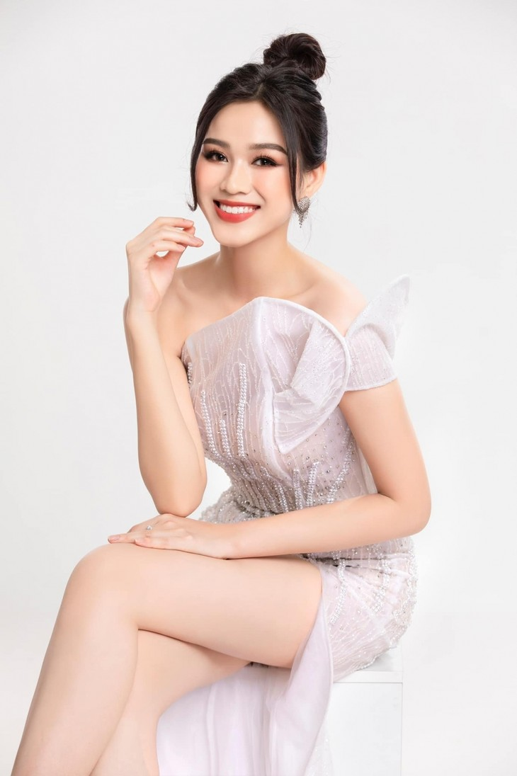 Vietnamese beauty queen to vie for Miss World 2021 in Puerto Rico - ảnh 1