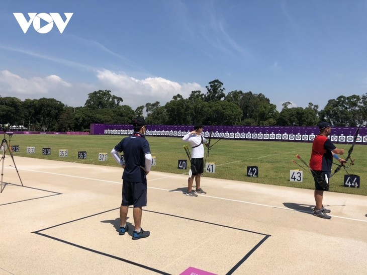 Vietnamese athletes participate in training ahead of Tokyo Olympics - ảnh 6