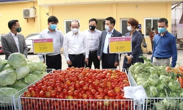 Kết nối – tiêu thụ nông sản Việt trong đại dịch COVID-19 - ảnh 1