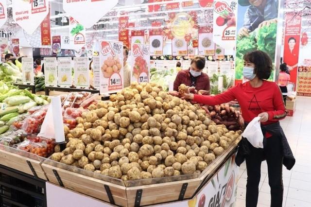 Kết nối – tiêu thụ nông sản Việt trong đại dịch COVID-19 - ảnh 4
