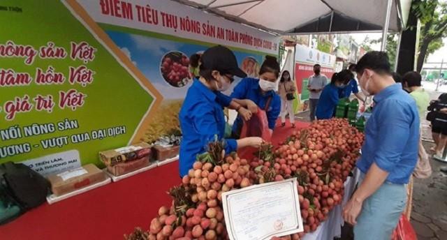 Kết nối – tiêu thụ nông sản Việt trong đại dịch COVID-19 - ảnh 6