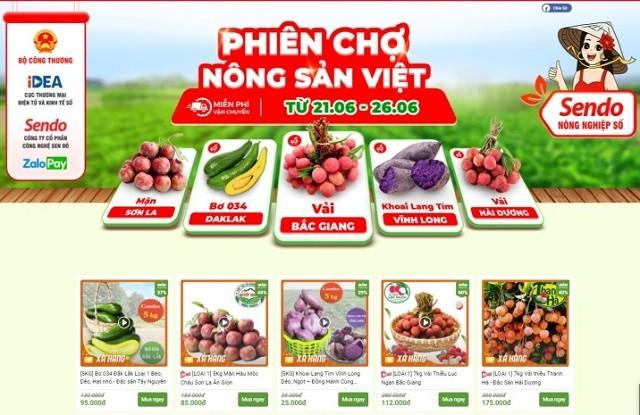 Kết nối – tiêu thụ nông sản Việt trong đại dịch COVID-19 - ảnh 7