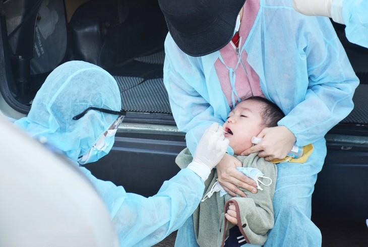 Những chuyến xe nghĩa tình đưa người dân Phú Yên từ TP HCM về quê - ảnh 13