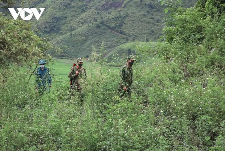 Biên phòng Điện Biên vừa chống dịch vừa giữ vững biên cương - ảnh 2