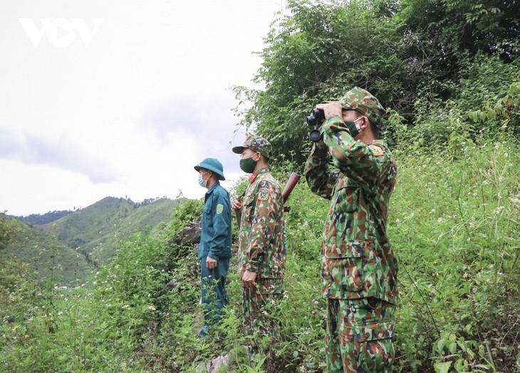Biên phòng Điện Biên vừa chống dịch vừa giữ vững biên cương - ảnh 4