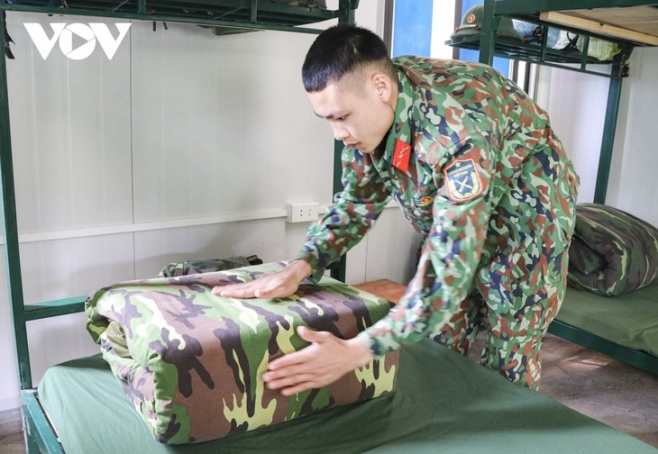 Biên phòng Điện Biên vừa chống dịch vừa giữ vững biên cương - ảnh 9