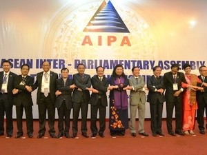 Fifth ASEAN Inter-Parliamentary Assembly Caucus concludes  - ảnh 1