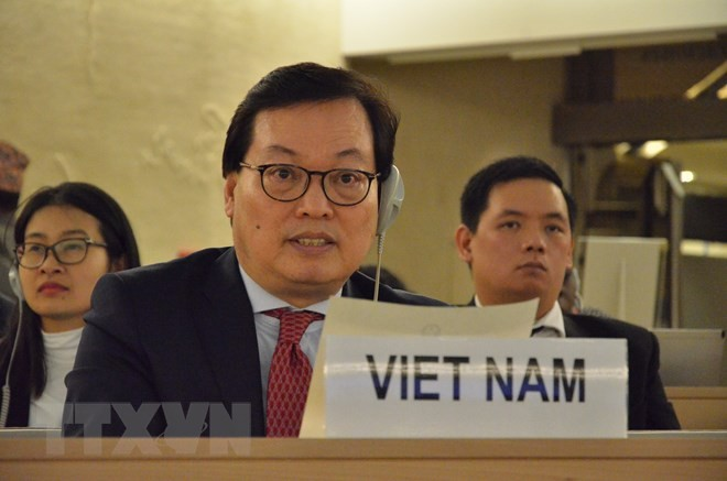Vietnam calls for Gaza settlement by peaceful measures - ảnh 1
