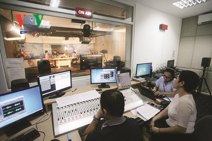 VOV Traffic channel marks 10th  anniversary - ảnh 3