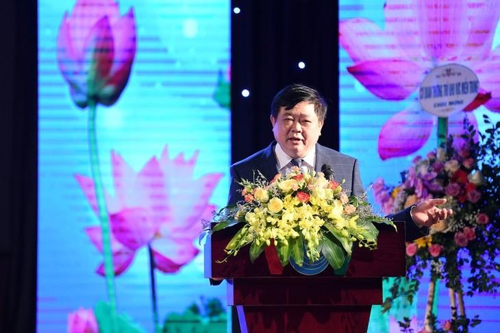 VOV Theater celebrates its 70th founding anniversary  - ảnh 3