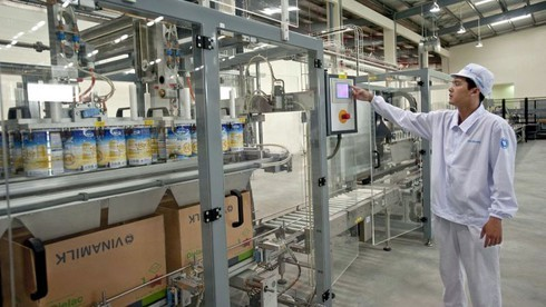 Vinamilk eligible to export milk to China - ảnh 1