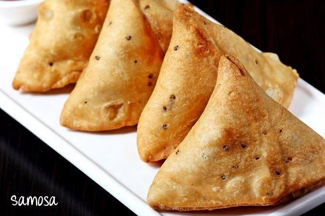 Samosa – an Indian snack  - ảnh 2