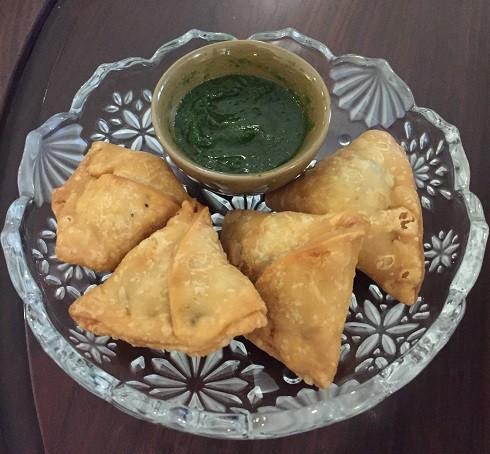 Samosa – an Indian snack  - ảnh 1