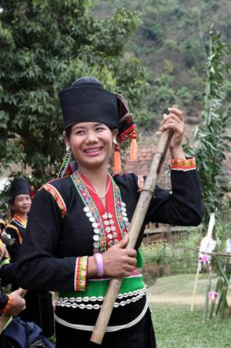 Wedding and new rice ceremonies of Kho Mu people - ảnh 1