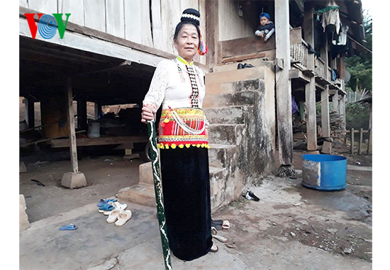 Ethnic minority woman preserves Khang traditional culture  - ảnh 1