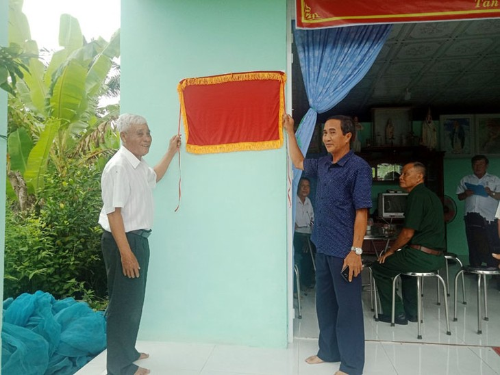 War veteran builds charity houses for comrades-in-arms - ảnh 2